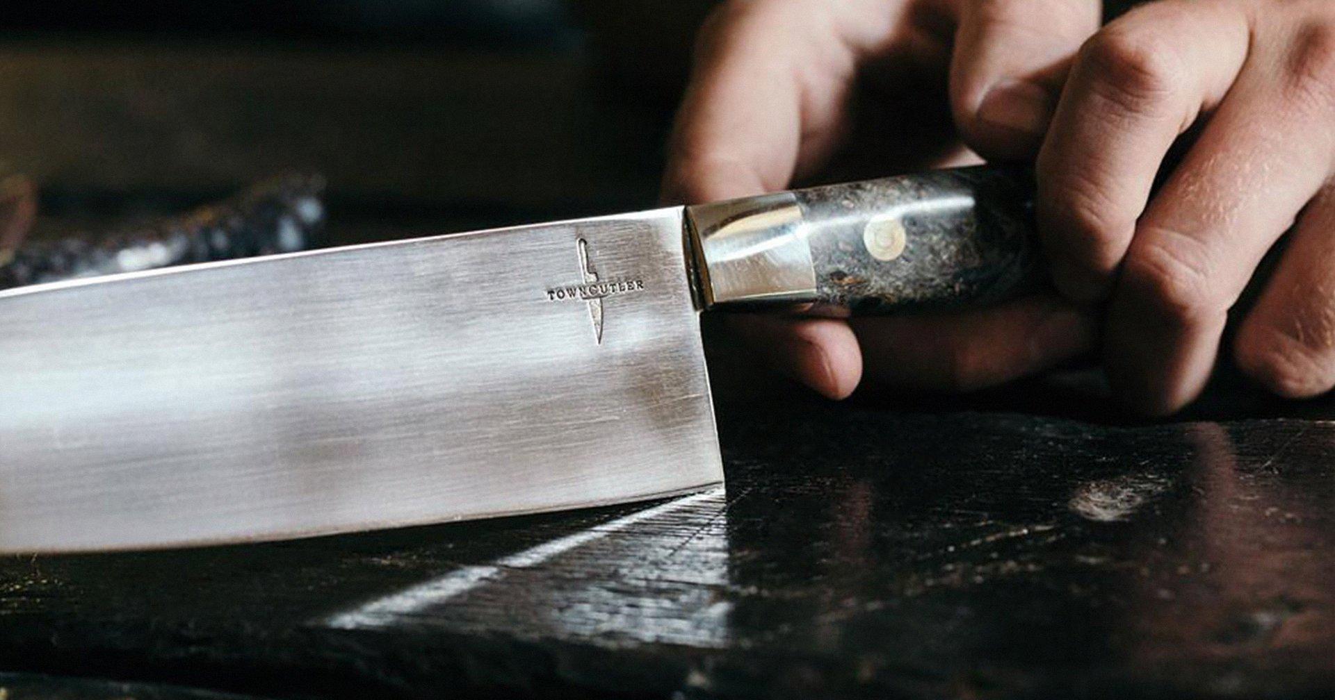 town cutler superior handmade knives from california insidehook