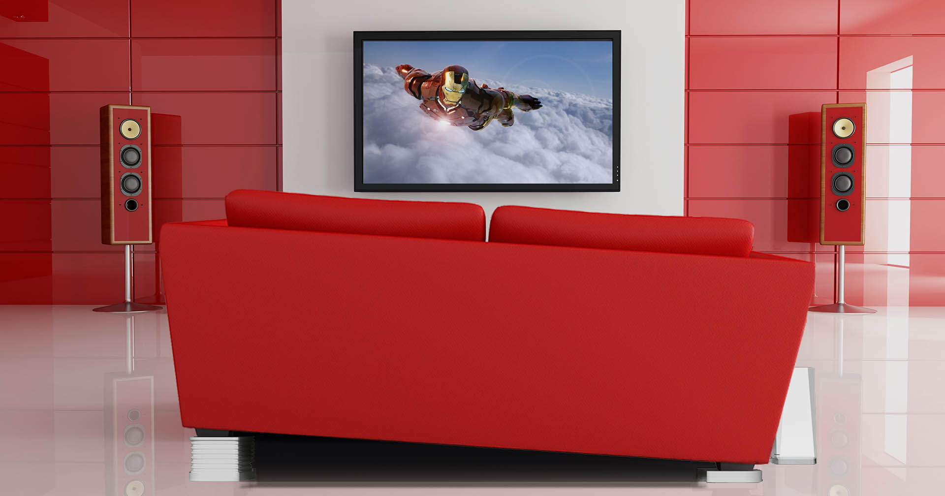 Immersits 4D Technology Coming To Your Couch